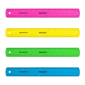 Rulers & Measuring