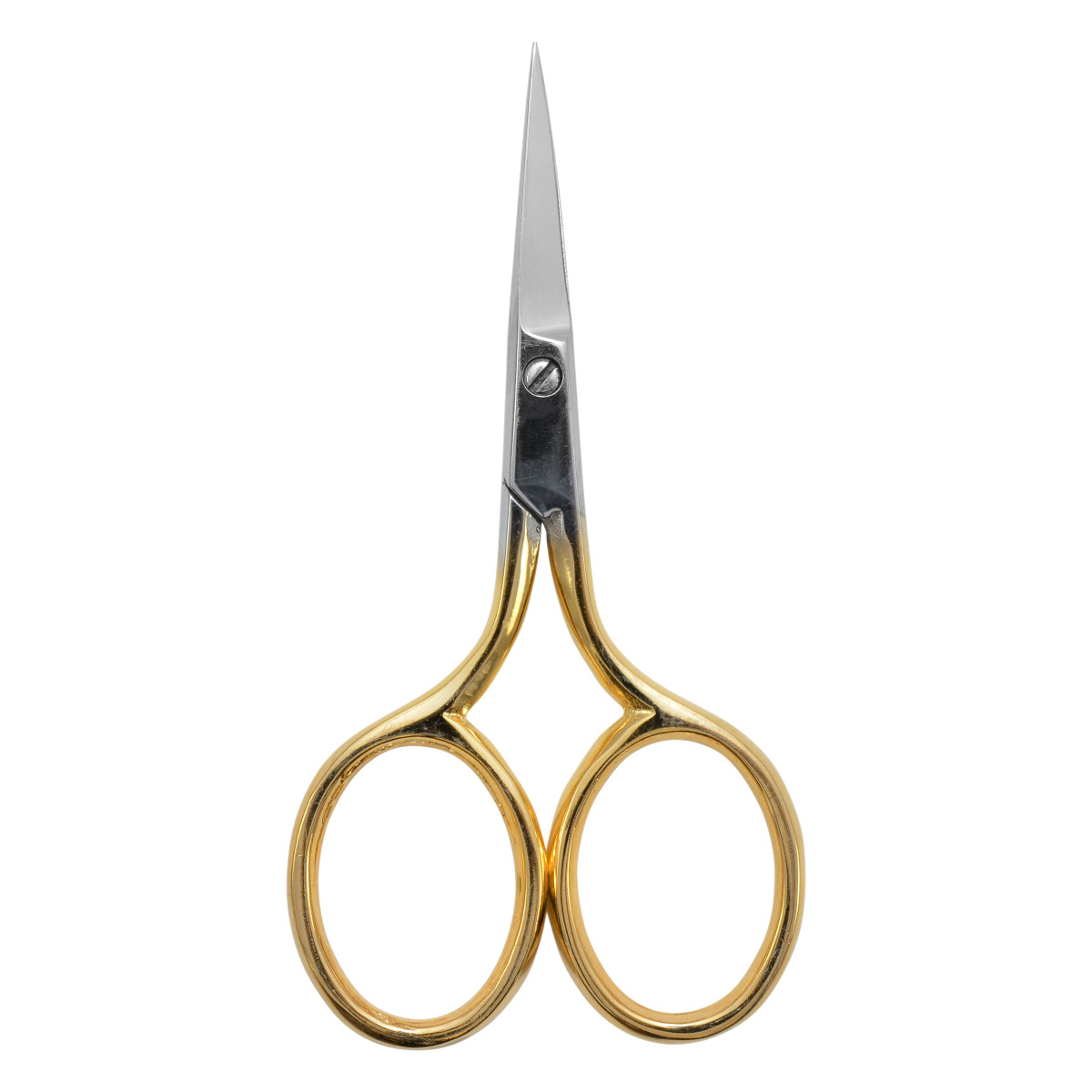"Westcott 2.5"" Embroidery Scissors, Gold (13774)"
