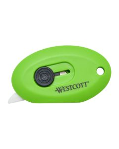 Westcott Compact Retractable Ceramic Box Opener (16474)