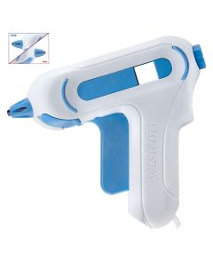 Westcott Premium Safety Mini Hot Glue Gun, High Temp (16758)
