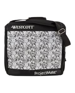 Westcott ProjectMate Traveling WorkStation, Black (17280)