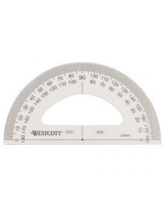 Westcott Protractor Measuring Tool (375)