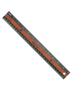 """Westcott KleenEarth 12"""" Recycled Plastic Ruler With Anti-Microbial Protection (14077)"""