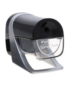 Westcott Electric iPoint Curve Axis Pencil Sharpener (15512)