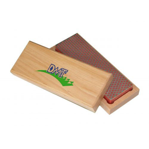 6-in. Diamond Whetstone™ Sharpener with Hardwood Box