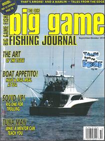 The Edge – Big Game Fishing Journal