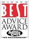 Best Advice Award